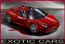 Exotic Cars Rental Miami