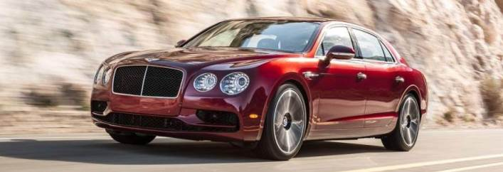 Bentley Flying Spur Rental Miami