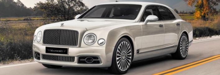 Bentley Mulsanne Rental Miami