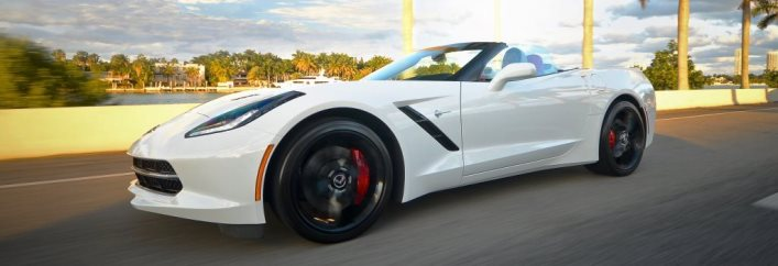 Corvette Stingray Rental Miami