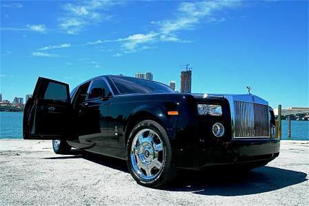 Exclusive Miami Luxury Car Renting