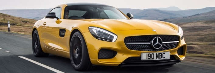 Mercedes-Benz AMG GT Rental Miami