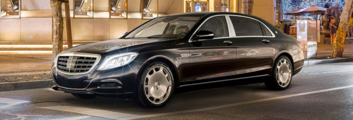 Mercedes-Benz Maybach S600 Rental Miami