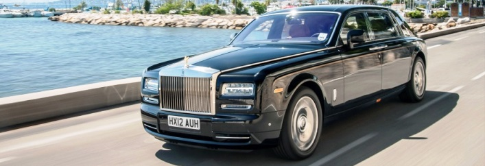 Rolls Royce Phantom Rental Miami