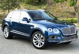 Bentley Bentayga Trending Miami Rental