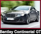 Bentlry Continental GT Trending Miami Rental