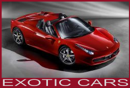 Exotic Cars Rental Miami
