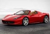 Ferrari 458 Spider Trending Miami Rental
