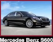 Mercedes s600 Trending Miami Rental
