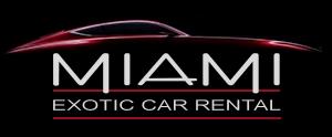 Miami Exotic Car Rental Logo