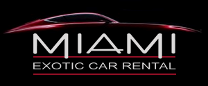 Miami Exotic Car Rental Logo