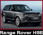 Range Rover Trending Miami Rental