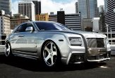 Rolls Royce Ghost Trending Miami Rental
