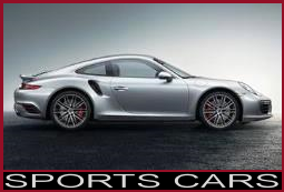 Sports Cars Rental Miami
