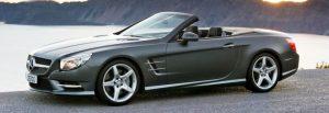 Mercedes-Benz SL550 Rental Miami