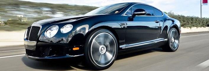 Bentley Continental GT Rental Miami