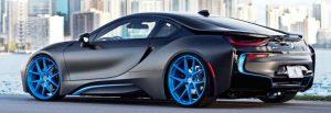 BMW I8 Rental Miami