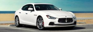 Maserati Ghibli Rental Miami