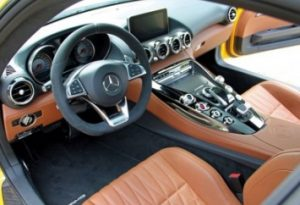 Mercedes-Benz AMG GT Interior
