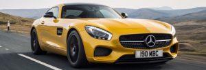 Mercedes-Benz AMG GT Rental Miami