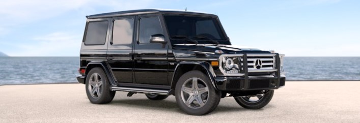 Mercedes-Benz G550 Rental Miami
