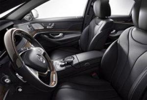 Mercedes-Benz Maybach S600 Interior
