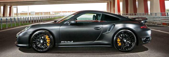 Porsche 911 Turbo Rental Miami