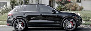 Porsche Cayenne Turbo Rental Miami