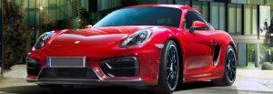 Porsche Cayman GTS Rental Miami