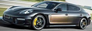 Porsche Panamera Turbo Rental Miami