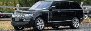 Range Rover HSE Rental Miami